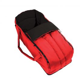Mountain Buggy Delux Sleeping Bag~Ultimate Warmth in Chilli ~Suitable from Birth
